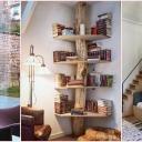 Lijepo i korisno: Super ideje za uređenje polica s knjigama