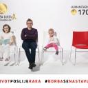 Zlatni septembar u Gimnaziji u Lukavcu: 'Život poslije raka…Borba se nastavlja'