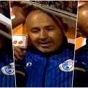 Nesvakidašnji trenutak: Baner pao na glavu pomoćnog trenera Tuzla Cityja