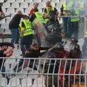 Partizan u derbiju savladao Zvezdu: Utakmica prekinuta jer su Grobari vrijeđali Vučića