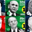 Zanimljiva infografika: Pogledajte koji su političari u BiH bili najduže na čelu stranke
