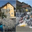 Urnebesan čin jednog kuma u Hrvatskoj: Prijatelj mu dobio sina, a onda mu je dvorište zasuo sa 4 tone ukrasa