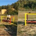 Na jezeru Kop Šićki Brod postavljeno igralište za djecu (FOTO)