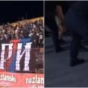 Slučajevi X: Pogledajte sprovođenje navijača 'Borca' na Tušanj od strane specijalne policije MUP-a TK