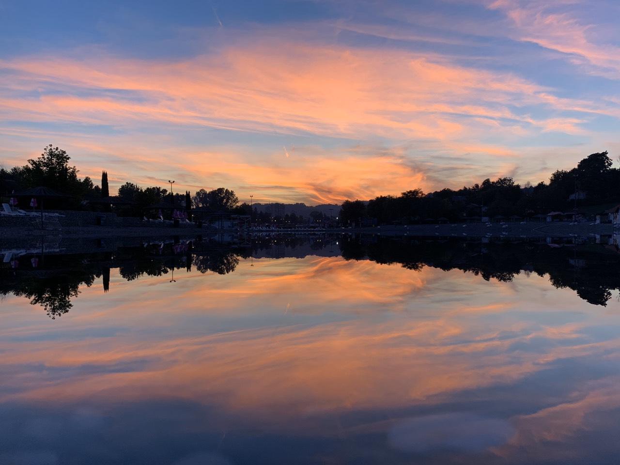 Veče na Panonskim jezerima