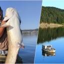 U jezeru Modrac upecao kapitalca teškog 41 kilogram
