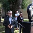 U Zavidovićima otkriveno spomen-obilježje šehidima jedinice 'Crni labudovi'