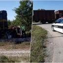 Živinice: Voz udario traktor, jedna osoba povrijeđena