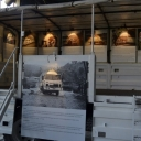 Holandska vlada donirala vojno teretno vozilo Memorijalnom centru Potočari