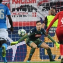 Liga prvaka: Napoliju pobjeda, Mertensu rekord