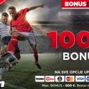 BONUS DAY u poslovnicama WWin: 100% bonusa na sve opcije uplate DANAS