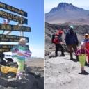 Šestogodišnja Britanka je najmlađa djevojčica koja je osvojila Kilimanjaro