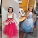 Djevojčica se za svaku hemoterapiju oblači u jednu od Disneyjevih princeza