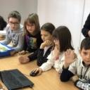 Evropska sedmica robotike obilježena u Tuzli: Roboti oduševili mlade i djecu