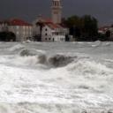More će rasti do 10 metara, pogledajte Jadran 2100. godine