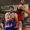 Košarkaši Novog Pazara u Tuzli nakon produžetka bolji od OKK Slobode