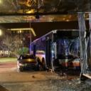 Stravična nesreća u Njemačkoj: Dok je vozio autobus vozač imao srčani udar, 23 osobe povrijeđene