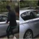 Snimali su ga, a onda im je oteo telefon: Ronaldo svojim potezom iznenadio dvojac u automobilu