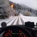Snijeg u pojedinim dijelovima BiH