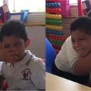 Iskreno drugarstvo: Dječak sa Downovim sindromom tješio školskog druga sa autizmom