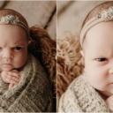Beba postala zvijezda društvenih mreža zbog namrgođenog izraza lica