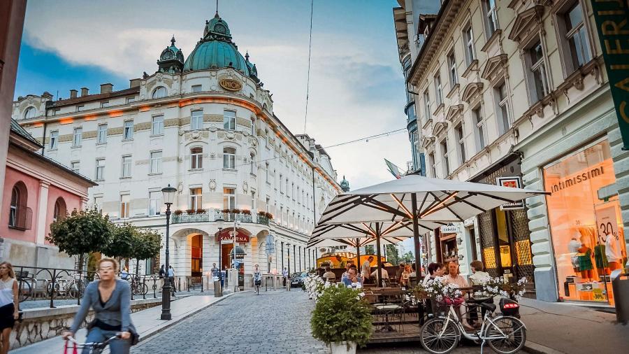 Ljubljana sceni seksa