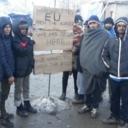 Migranti i dalje odbijaju hranu: Želimo da nas puste u zemlje Šengena