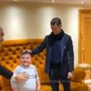 Buffon i Ronaldo posjetili albanske dječake koji su se na nevjerovatan način spasili od zemljotresa