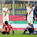 Inter i Roma remizirali: Pogledajte kako su se igrač Intera i sudac sudarili glavama